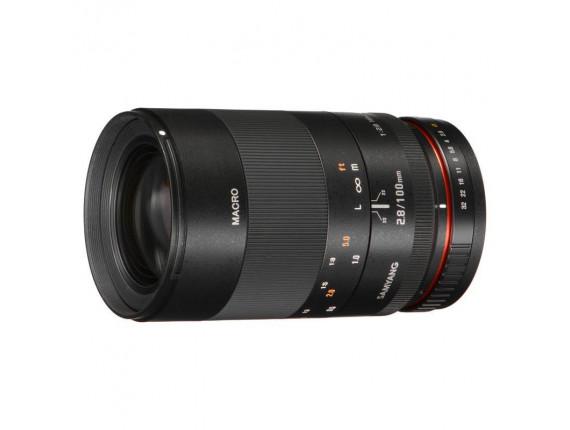 Объектив Samyang 100mm F2.8 ED UMC Macro (Nikon)