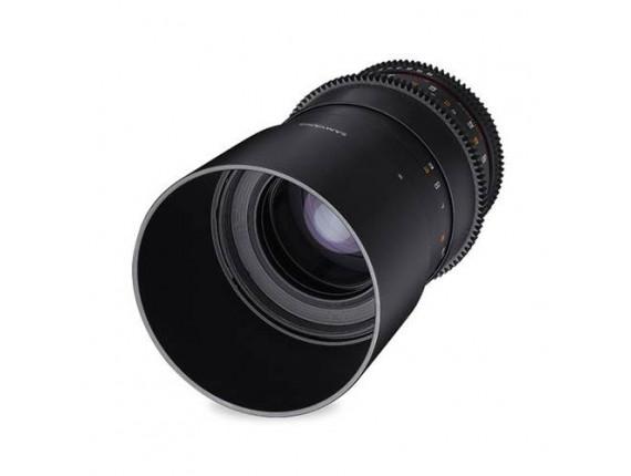 Объектив Samyang 100mm T3.1 ED UMC Macro VDSLR (Nikon)