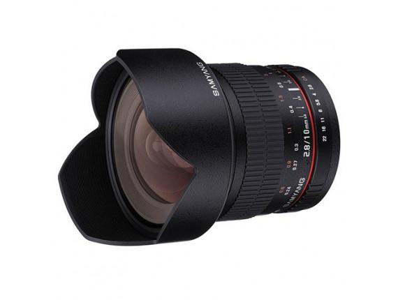 Объектив Samyang 10mm f/2.8 ED AS NCS CS (Sony A)