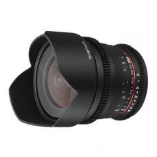 Объектив Samyang 10mm T3.1 VDSLR (Sony A)
