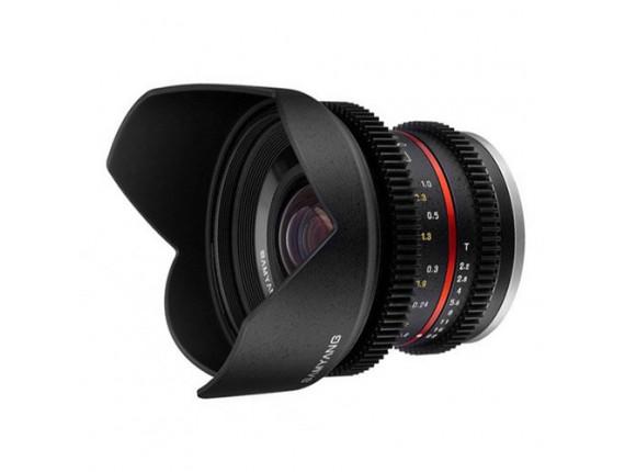 Объектив Samyang 12mm T2.2 ED AS NCS CS VDSLR (Samsung NX)