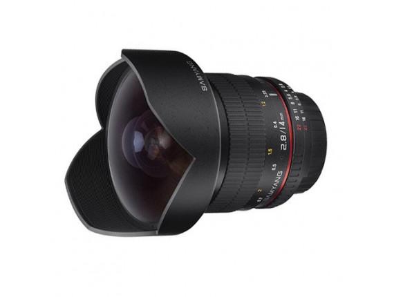 Объектив Samyang 14mm f/2.8 IF ED UMC Aspherical (Nikon)
