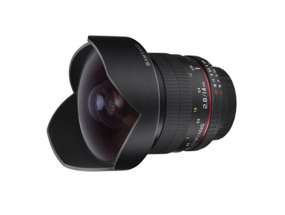 Объектив Samyang 14mm f/2.8 IF ED UMC Aspherical AE (Nikon)