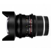 Объектив Samyang 14mm T3.1 ED AS IF UMC VDSLR (Sony NEX)