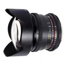 Объектив Samyang 14mm T3.1 AS UMC (VDSLR-Cine) (Sony A)