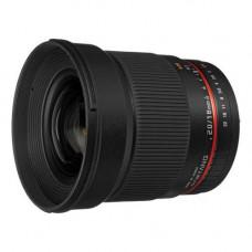 Объектив Samyang 16mm F2.0 ED AS UMC CS AE (Canon)