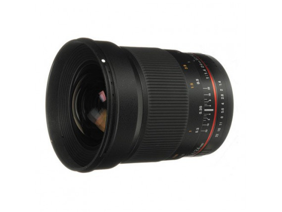 Объектив Samyang 24mm f/1.4 ED AS UMC (Canon)