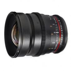 Объектив Samyang 24mm T1.5 ED AS IF UMC (VDSLR-Cine) (Canon)