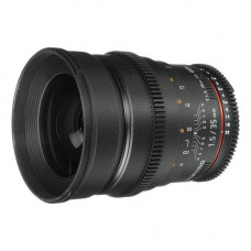 Объектив Samyang 35mm T1.5 AS UMC (VDSLR-Cine) (Nikon)