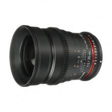 Объектив Samyang 35mm T1.5 AS UMC (VDSLR-Cine) (Sony A)