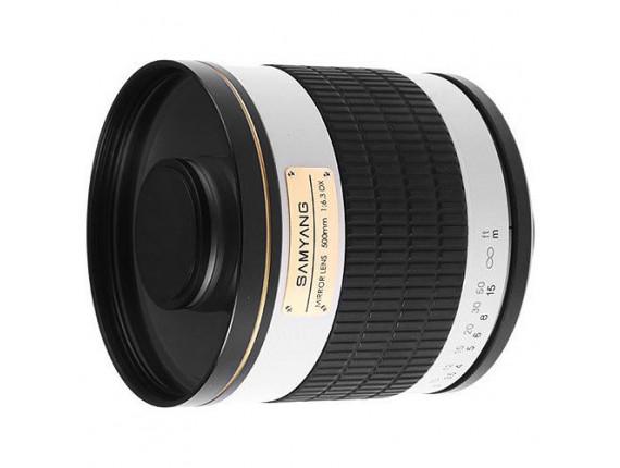 Объектив Samyang 500mm f/6.3 MC IF Mirror (T2)