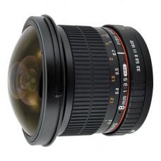 Объектив Samyang 8mm f/3.5 Aspherical IF MC Fish-eye (Sony NEX)