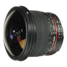 Объектив Samyang 8mm f/3.5 Aspherical IF MC Fish-eye (Pentax)