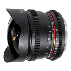 Объектив Samyang 8mm T3.8 Aspherical IF MC Fish-eye CS (VDSLR-Cine) (Canon)
