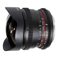 Объектив Samyang 8mm T3.8 Aspherical IF MC Fish-eye CS (VDSLR-Cine) (Nikon)