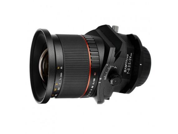 Объектив Samyang T-S 24mm f/3.5 ED AS UMC (Canon)