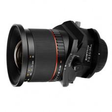 Объектив Samyang T-S 24mm f/3.5 ED AS UMC (Nikon)