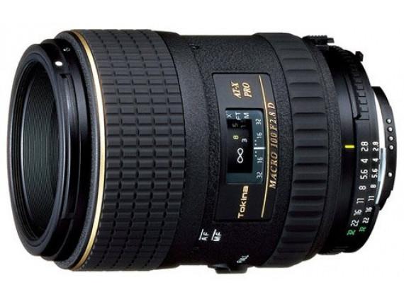 Объектив Tokina AF 100mm f/2.8 Macro (Nikon)