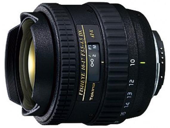 Объектив Tokina AF 10-17mm DX f/3.5-4.5 (Sony)