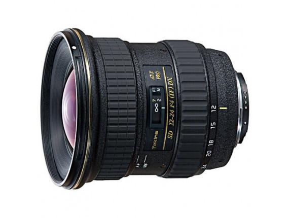 Объектив Tokina AF 12-24mm f/4.0 MKII (Nikon)