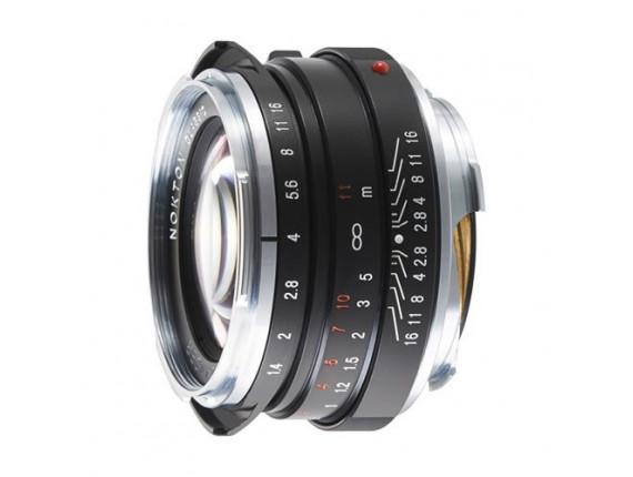 Объектив Voigtlander Nokton 40mm f/1.4 (Leica M)
