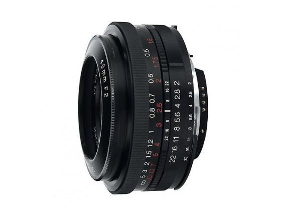 Объектив Voigtlander 40 mm F 2.0 Ultron SLII (Canon)