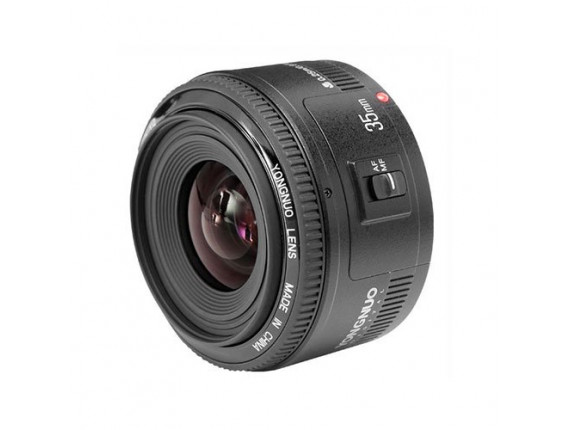 Объектив Yongnuo 35mm EF f/2.0 (Canon)