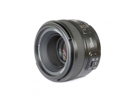 Объектив Yongnuo 50mm F f/1.8 (Nikon)