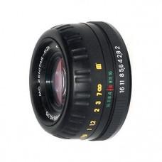 Объектив Zenitar 50mm f/2.0 (Canon)