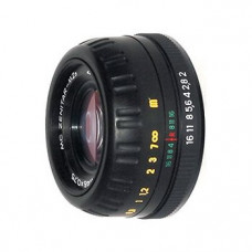 Объектив Zenitar 50mm f/2.0 (Nikon)