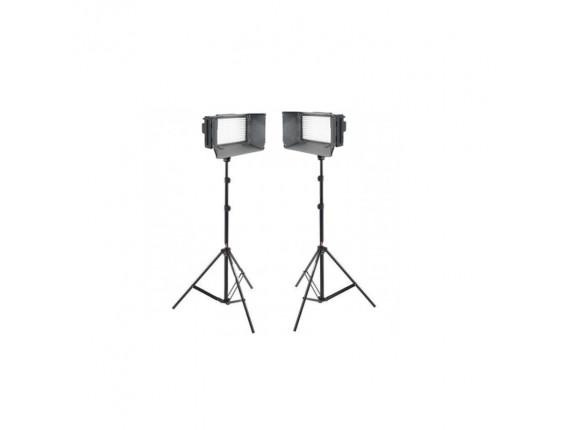 Набор постоянного света Lishuai LED-312DS-2 Kit