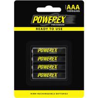 Аккумулятор Powerex MHRAAAP4 1000mAh (4xAAA)