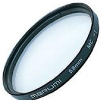 Светофильтр Marumi Close-UP+1+2+4 (set) 58mm