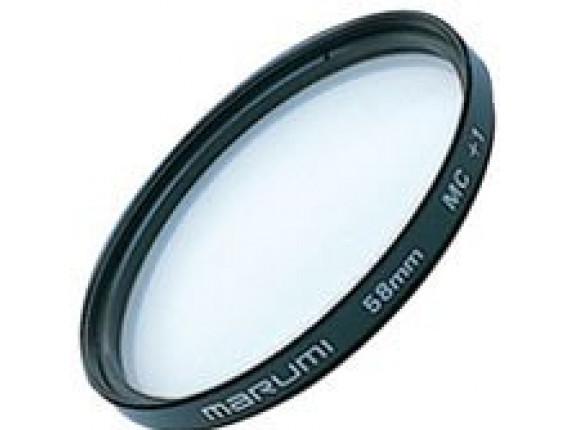 Светофильтр Marumi Close-UP+1+2+4 (set) 62mm