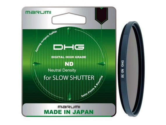 Светофильтр Marumi DHG ND32 82mm