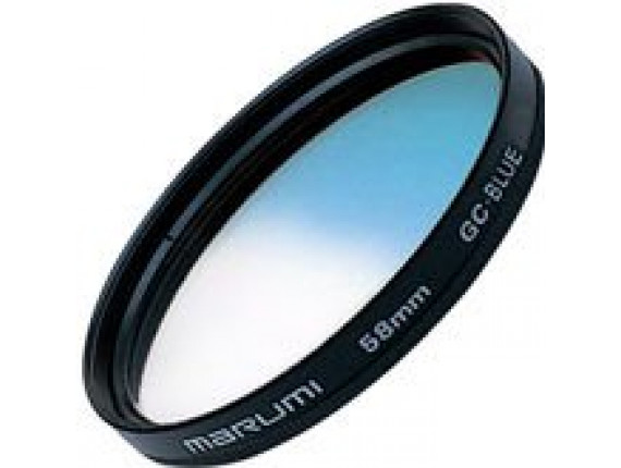 Светофильтр Marumi GC-Blue 58mm