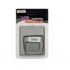 Защита экрана Marumi Nikon D70s (Twin)