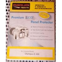 Защита экрана Marumi Olimpus E-500