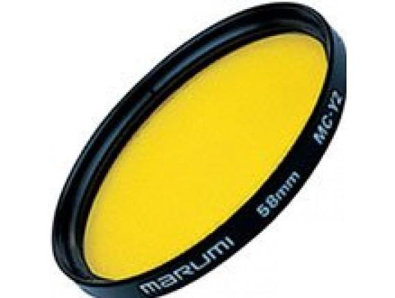 Светофильтр Marumi Y2 (желтый) 55mm