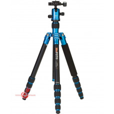 Штатив MeFoto RoadTrip Blue (A1350Q1B)