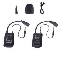 Радиосинхронизатор Menik Flash Trigger T-12 KIT (1+2)