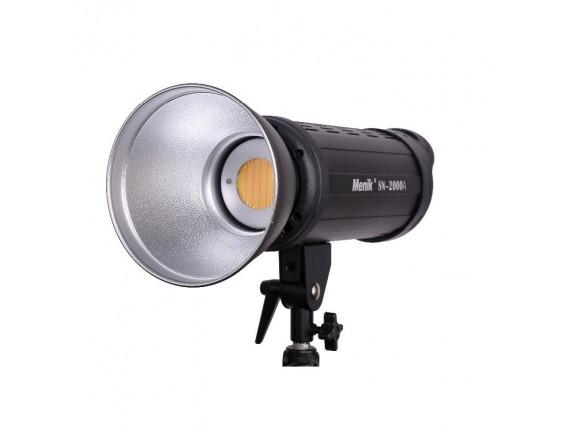 Постоянный светодиодный свет Menik SN2000A
