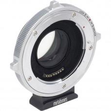 Адаптер Metabones Canon EF to Micro Four Thirds Camera T CINE Speed Booster ULTRA 0.71x (MB-SPEF-M43