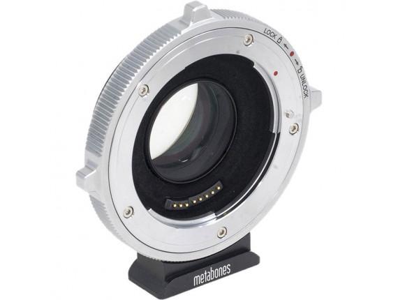 Адаптер Metabones Canon EF to Micro Four Thirds Camera T CINE Speed Booster ULTRA 0.71x (MB-SPEF-M43-BT5)