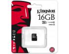 Карта памяти Kingston microSDHC 16GB Class 10 Gen.2 без адаптера (SDC10G2/16GBSP)