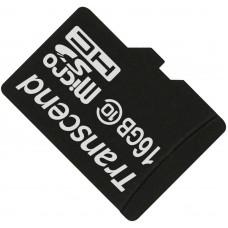 Карта памяти Transcend microSDHC 16GB Class 10 без адаптера (TS16GUSDC10)