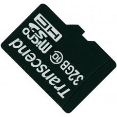 Карта памяти Transcend microSDHC 32GB Class 10 без адаптера (TS32GUSDC10)