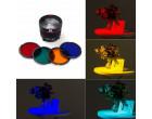 Линза Френеля с цветными фильтрами Nanguang NG-10X