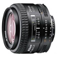 Объектив Nikon AF Nikkor 24mm f/2.8D