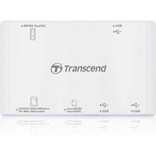 Картридер Transcend P7 White (TS-RDP7W)